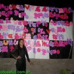 Los 15 de Luz (casa) 11/09/2011